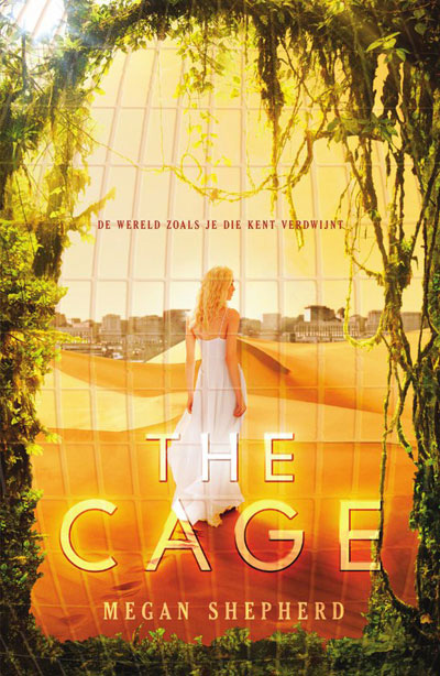 Omslag The Cage 1: The Cage