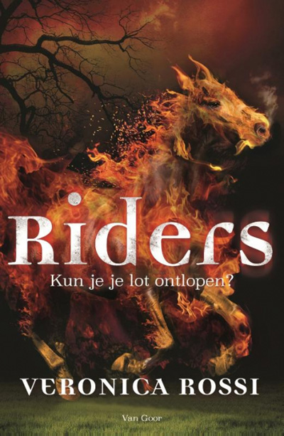 Omslag Riders 1: Riders