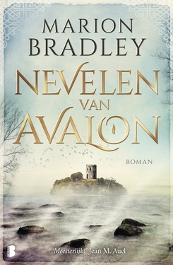 Omslag Nevelen van Avalon