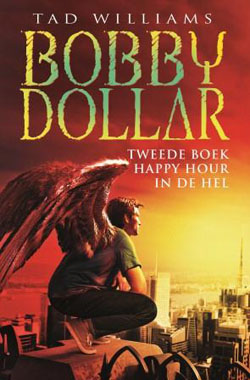 Omslag Bobby Dollar 2: Happy hour in de hel