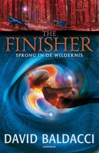 Omslag The Finisher 2: Sprong in de Wildernis