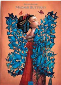Omslag Madame Butterfly
