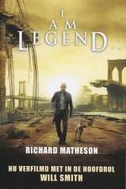 Omslag I am Legend